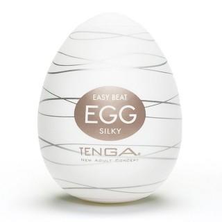 Tenga Egg Silky Masturbador Masculino