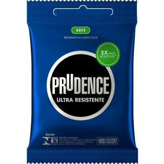 Preservativo Prudence Ultra Resistente - 03 Unidades