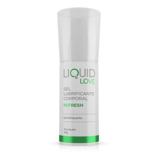 Lubrificante à Base de Silicone Refresh Liquid Love