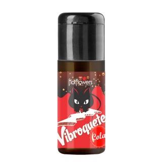 Vibrador Líquido Vibroquete Cola - Efeito Forte