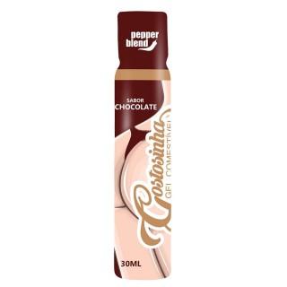 Gel Sexo Oral Gostosinha Chocolate Hot 25g