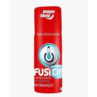 Vibrador Líquido Fusion Morango EXTRA Forte