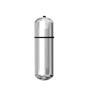 Mini Vibrador Cápsula Massageador de clitóris 6cm 10 Vibrações