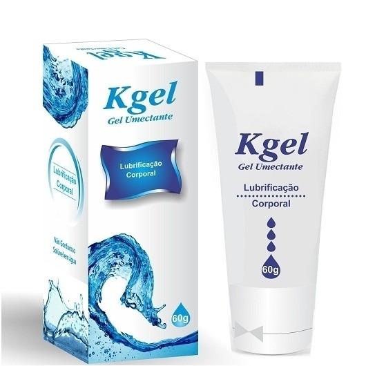 Lubrificante Gel Umectante Neutro 60g KGEL