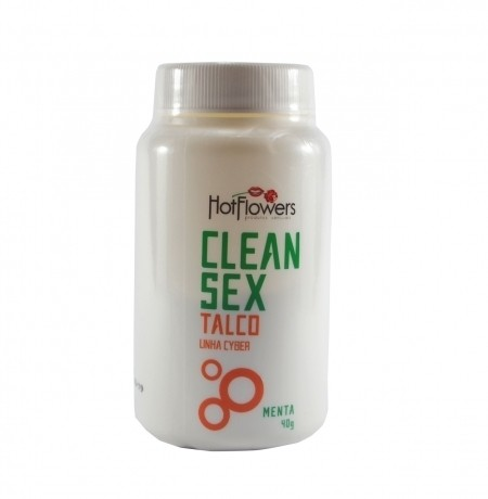 Clean Sex Talco para Cyberskin