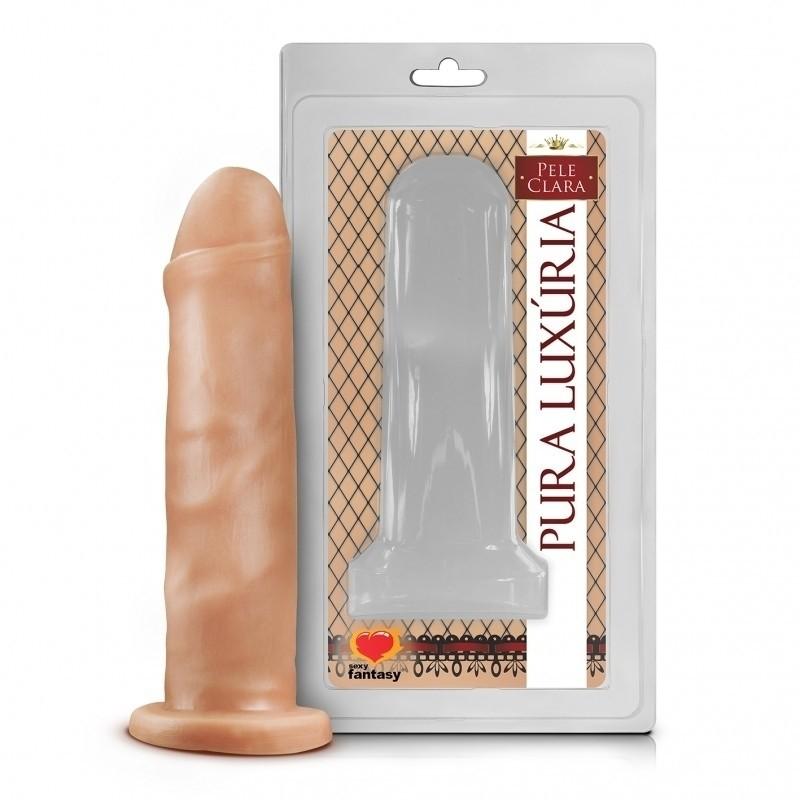 Pênis realístico com 15 cm