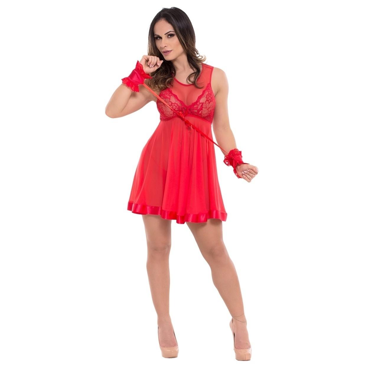Camisola Belinda Vermelha GG