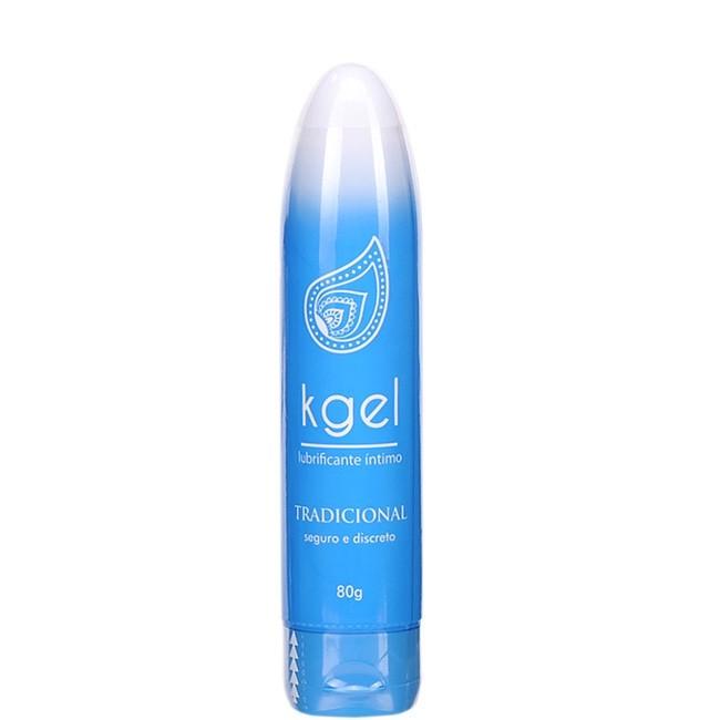 Kgel Lubrificante Íntimo 80G - Tradicional