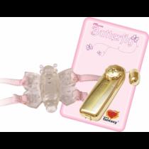 Vibrador Feminino Borboleta Mágina Micro Estimulador Butterfly