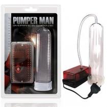 Bomba Peniana Pumper Man Elétrica 110v