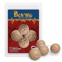 Bolinhas para Pompoar Ben-Wa 4 Unidades