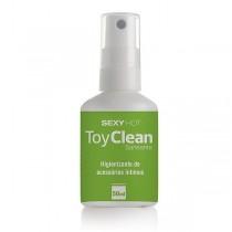 Toy Clean – Saneante Para Artigos Eróticos - Sexy Hot