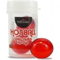 Hot Ball Beija Muito Morango