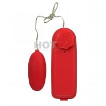 Vibrador Bullet Vermelho