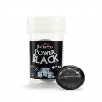 Bolinha de Óleo Power Black Aquece e Esfria