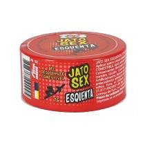 Gel que Esquenta Excitante Jato Sex 7G