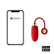 vibrador com aplicativo Bullet Massageador - ELLA NEO - SVAKOM APP