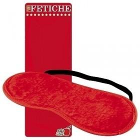 Venda em Pelúcia Vermelha Coleção Fetiche Playgirl