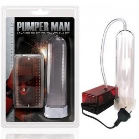 Bomba Peniana Pumper Man Elétrica 220v