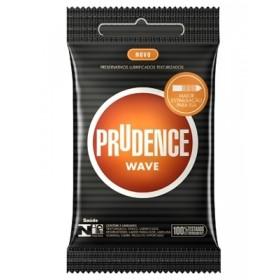 Preservativo Prudence Wave - 03 Unidades