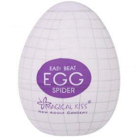 Masturbador Masculino Egg Spider Magical Kiss