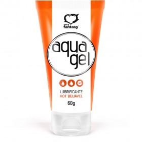 Lubrificante Íntimo Aquagel HOT 60g