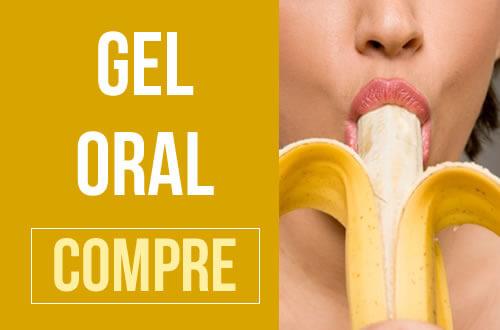 Gel para sexo oral