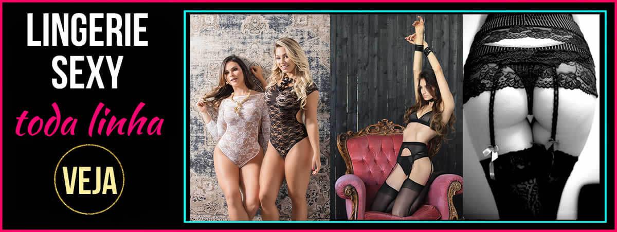 Loja de lingerie Sexy